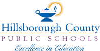 Hillsborough County Public Schools Logo