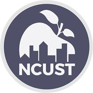 National Center for Urban School Transformation (NCUST) logo.